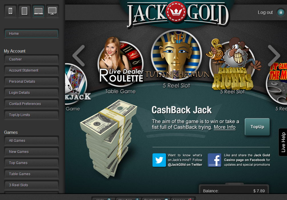 Best Online & Pay by Mobile Casino