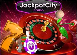 Jackpot City European Roulette