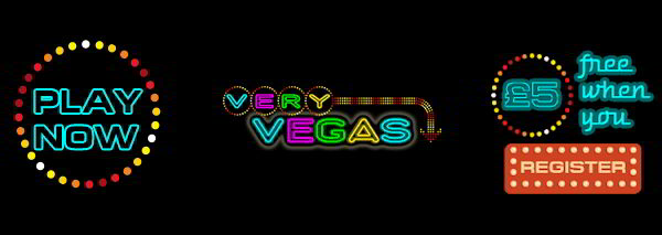 Very Vegas Mobile Casino Bonuses