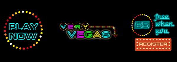 Very Vegas Mobile Casino Bonuses