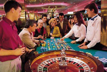 Американський казино Готель 3 казино
