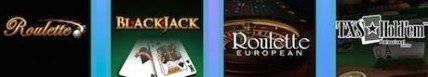 Spin Genie Casino Table Games no Deposit