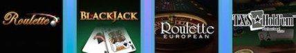Spin Genie Casino Table Games no Deposit