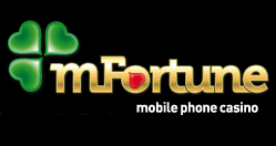 login mFortune Mobile Phone Casino