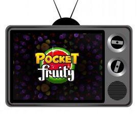 Pocket Fruity in TV