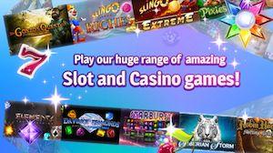 Spin Genie Best Slots Casino