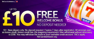 free bonus no deposit keep what you win